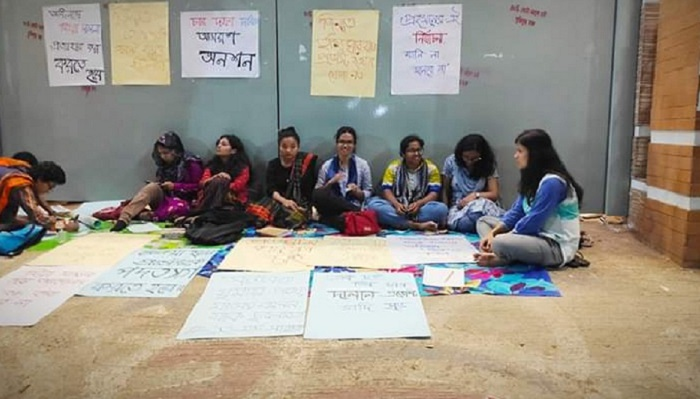 5 Ruqayyah Hall girls go on hunger strike over 3-point demand