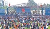 Joy Bangla Concert: A Momentous Concert On A Historic Day