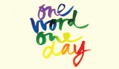 One day one word