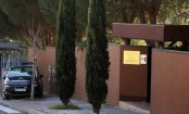 What happened at North Korea's embassy in Spain?