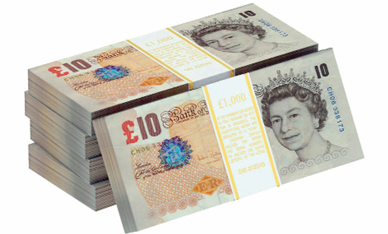 Sterling edges down after Brexit rally