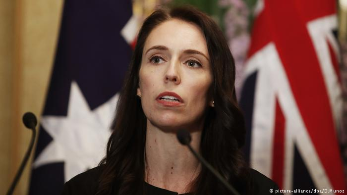 'Unprecedented act of violence,' New Zealand Prime Minister says of shooting