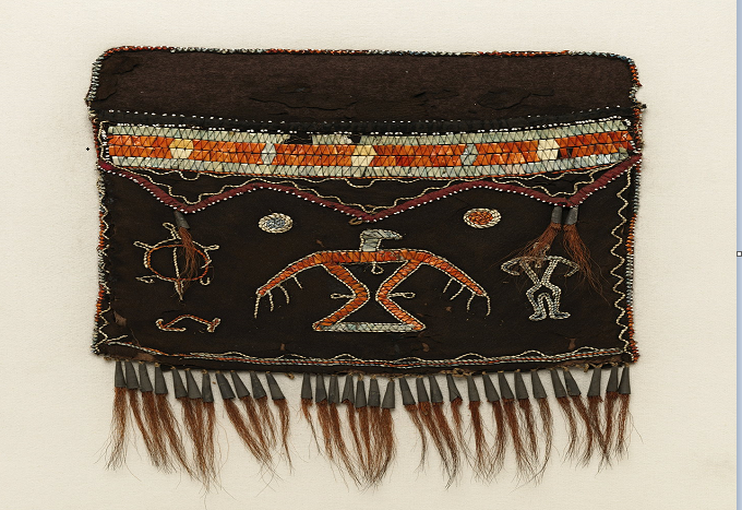 Native American art finally arrives at  American Wing
