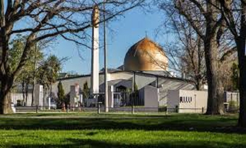 6 killed in New Zealand mosque attack