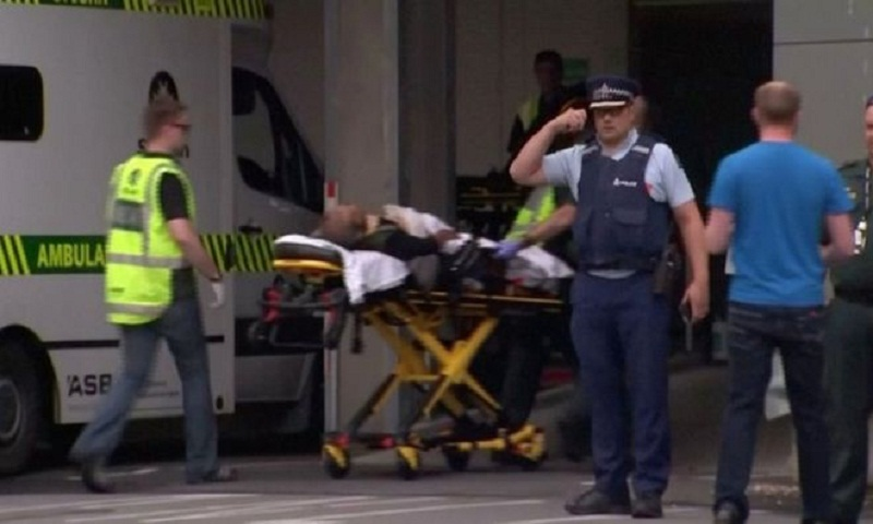27 killed in New Zealand mosque attack