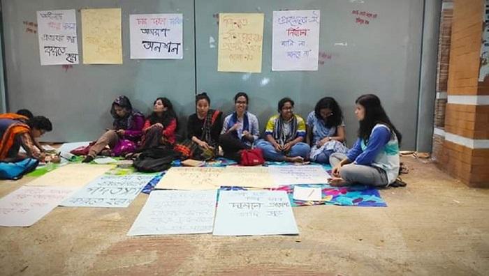 Ruqayyah Hall girls withdraw hunger strike
