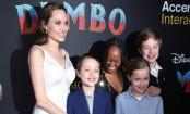 Angelina Jolie brings her kids to Dumbo premiere