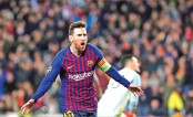 Messi misson on course as Barca reach quarters