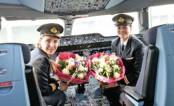 Qatar Airways all-female flight wins praise from European policymakers