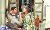 Shonar Khanch, a drama serial