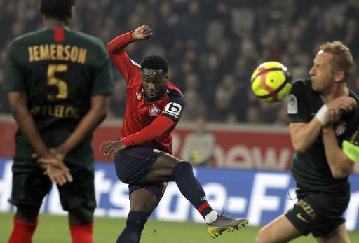 Monaco slows down Lille's Champions League bid with 1-0 win