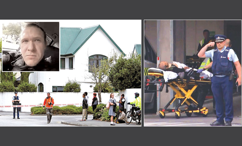 49 killed in NZ mosque attack