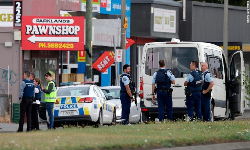 Christchurch mosque shootings: 50 dead in New Zealand attacks