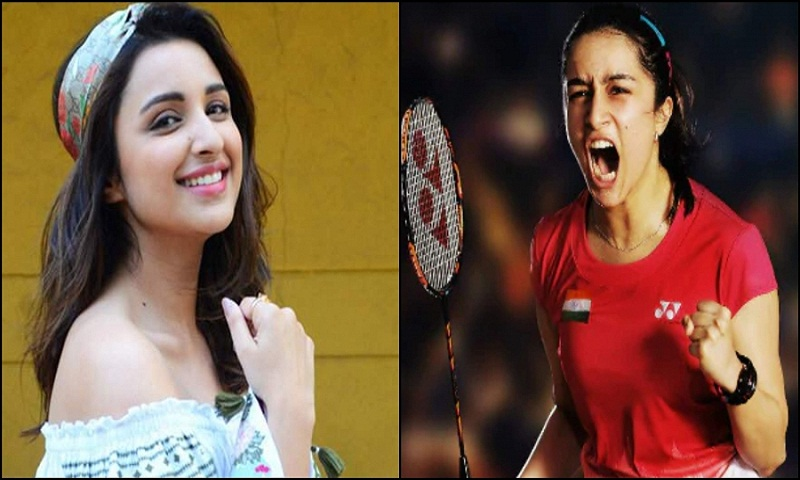 Parineeti Chopra replaces Shraddha Kapoor in Saina Nehwal biopic