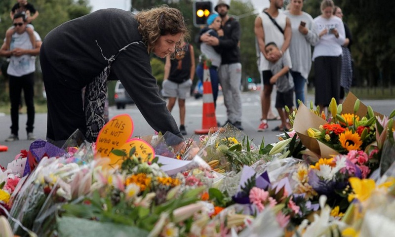 Saudi media says 1 citizen killed in New Zealand mosque attack