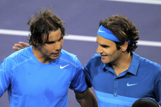 Federer, Nadal on collision course in semis at Indian Wells