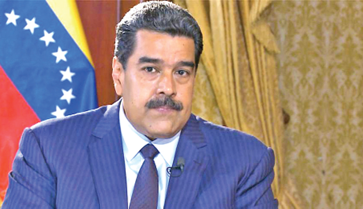 Maduro creates military unit to protect basic installations