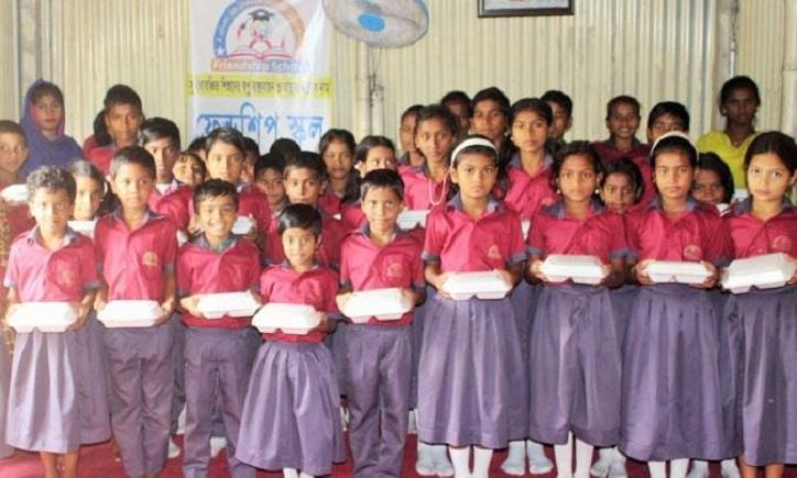 Friendship School enlightens underprivileged children