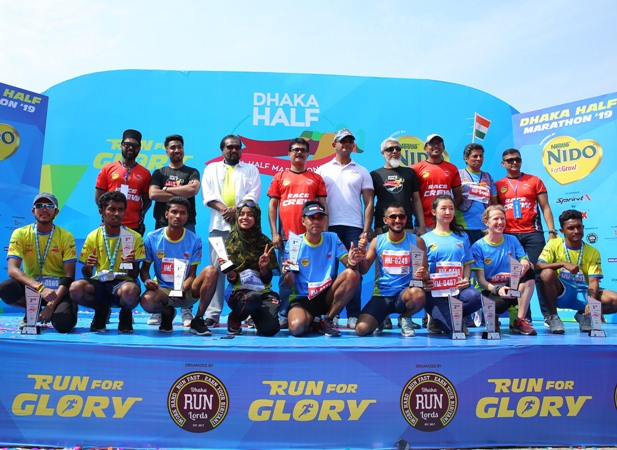 Dhaka Half Marathon held