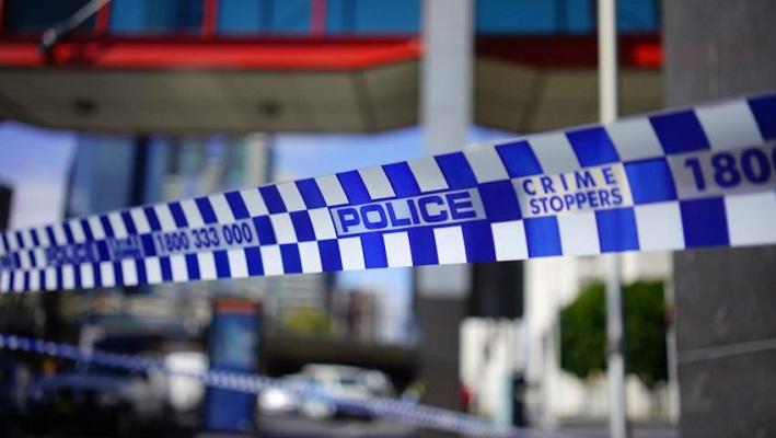 Car attack into Australia mosque