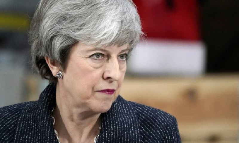 Theresa May asks MPs for 'honourable compromise' on Brexit