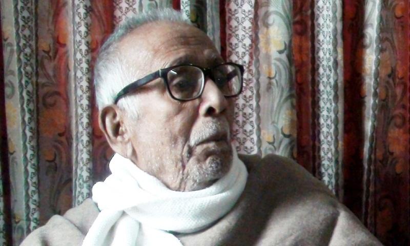 Language hero Osman Gani dies