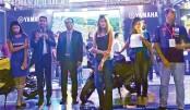 Yamaha joins 5th Dhaka Bike Show