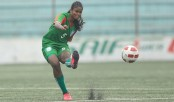 Women's footballers to face India in semifinal Wednesday