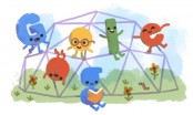 Google celebrates Children's Day with a Doodle