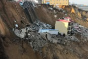 Landslide in northern China kills 10