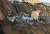 Landslide in northern China kills 10