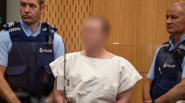 Christchurch shooter faces 'unprecedented' sentence