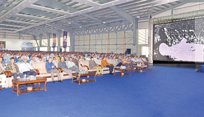 Navy celebrates Bangabandhu's birth anniv