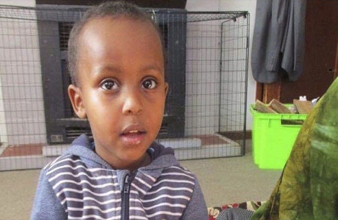 Youngest victim of mosque - Mucaad Ibrahim