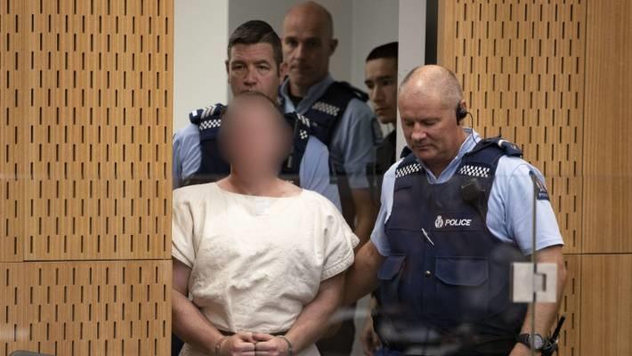 New Zealand alleged killer visited Israel in 2016