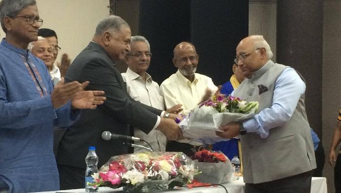 Former Jatiya Party leader Mohsen Rashid joins Gano Forum