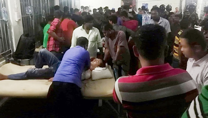Polling officials among 7 killed in Rangamati gun attack