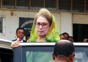 Gatco case: Khaleda not produced before court; next hearing April 17