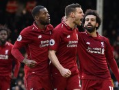 Liverpool survive Fulham scare to go top of Premier League