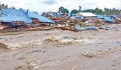 58 killed in Indonesia flash floods