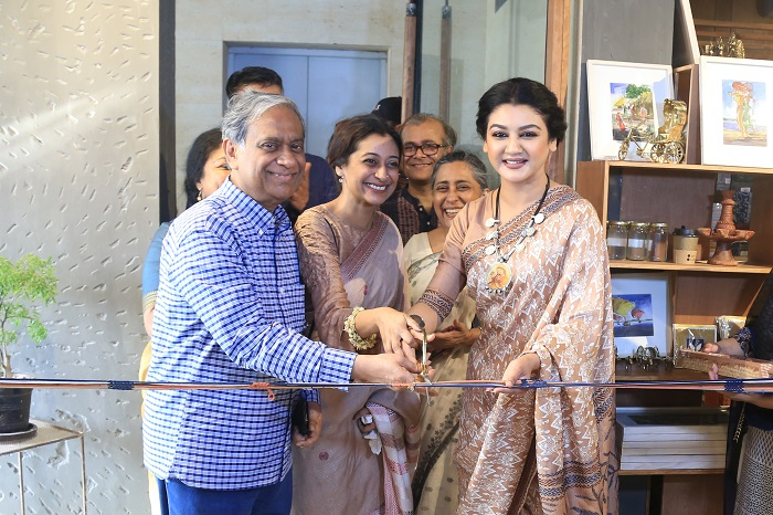 Aranya launches at Uttara