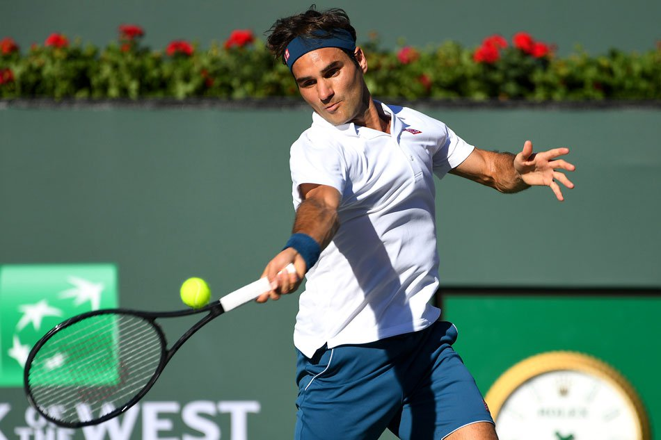 No trophy, no regrets as Federer departs Indian Wells for Miami