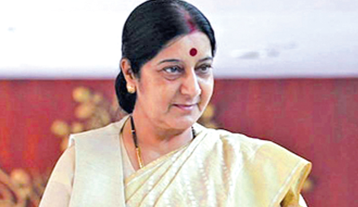 Maldives reiterates its 'India-first' policy during Sushma visit
