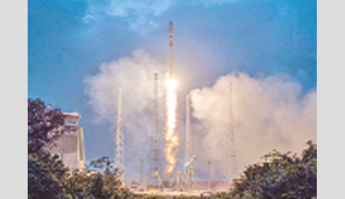 UK space internet firm OneWeb ready for lift-off