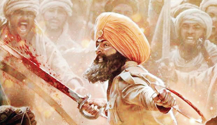 Akshay Kumar wants Kesari chapter added to history books