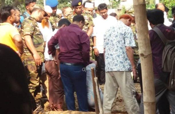 Road mishap victim Abrar laid to eternal rest