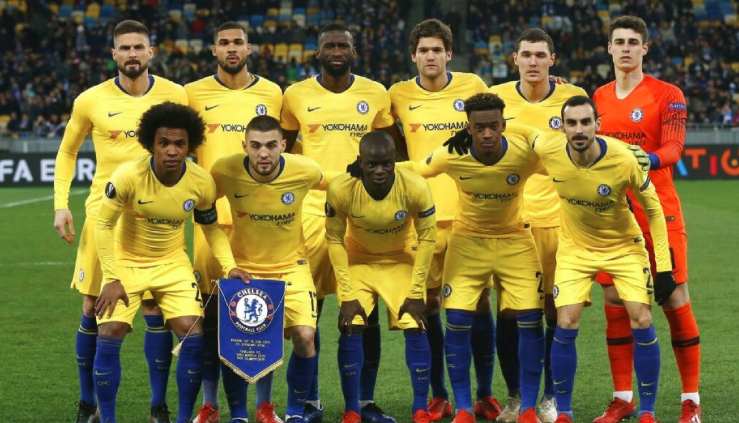 Chelsea makes complaint to UEFA about racist abuse