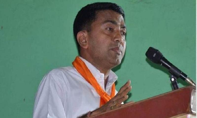 Pramod Sawant sworn in as Goa CM