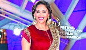 Madhuri Dixit's Marathi project gets release date