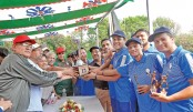 BREB friendly cricket tourney held